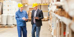 Lösungen für Supply Chain Execution (SCE) von itelligence