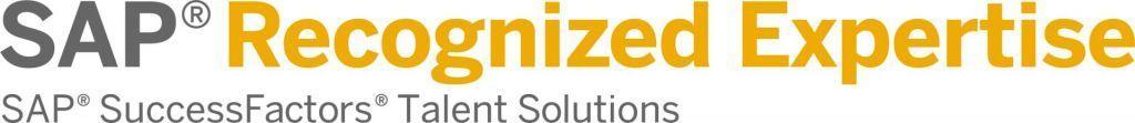 SAP SuccessFactors Talent Solutions for talent management.
