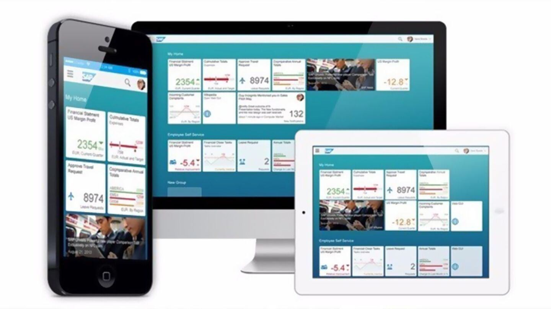 Spersonalizuj i uprość pracę z rozwiązaniami SAP na dowolnym urządzeniu za pomocą SAP Fiori.
