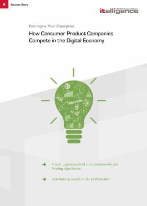 İş Süreçlerinizi Yeniden Tasarlayın ve Dijital Ekonomide Nasıl Rekabet Edebileceğinizi Öğrenin