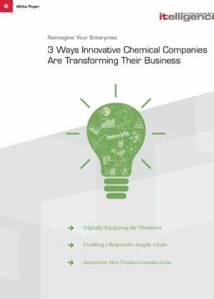 Kimya Şirketlerinin Dijital Dönüşüm için Kullandığı 3 Yenilikçi Yöntem