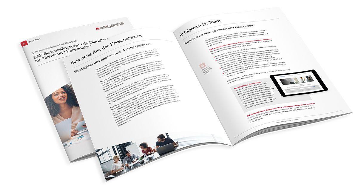 SAP SuccessFactors im Überblick: Die Cloudlösung für Talent- und Personalmanagement