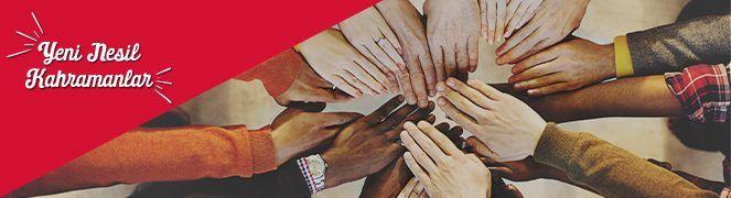 sosyal sorumluluk projemiz yeni nesil kahramanlar